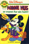 Cover Thumbnail for Donald Pocket (1968 series) #39 - Mikke Mus er mann for sin hatt! [1. opplag]