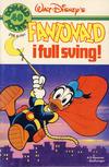 Cover Thumbnail for Donald Pocket (1968 series) #40 - Fantonald i full sving! [1. opplag]