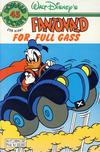 Cover for Donald Pocket (Hjemmet / Egmont, 1968 series) #45 - Fantonald for full gass [2. opplag]