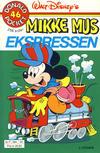 Cover Thumbnail for Donald Pocket (1968 series) #46 - Mikke Mus ekspressen [2. utgave bc-F 384 34]