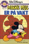 Cover for Donald Pocket (Hjemmet / Egmont, 1968 series) #48 - Mikke Mus er på vakt [1. opplag]