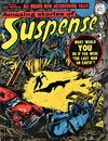 Cover for Amazing Stories of Suspense (Alan Class, 1963 series) #4