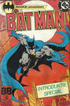 Cover for Batman (Juniorpress, 1985 series) #0