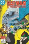 Cover for Batman (Juniorpress, 1985 series) #18