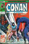 Cover for Conan de Barbaar Special (JuniorPress, 1985 series) #21