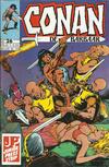Cover for Conan de Barbaar Special (JuniorPress, 1985 series) #26