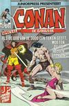 Cover for Conan de Barbaar Special (JuniorPress, 1985 series) #16