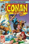 Cover for Conan de Barbaar Special (JuniorPress, 1985 series) #22