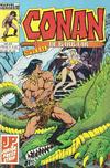 Cover for Conan de Barbaar Special (JuniorPress, 1985 series) #23
