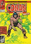 Cover for Conan de Barbaar Special (JuniorPress, 1985 series) #15