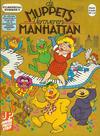 Cover for Filmspecial (JuniorPress, 1983 series) #3 - De Muppets veroveren Manhattan