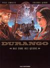 Cover for Durango (Kult Editionen, 2008 series) #16 - Das Ende des Geiers