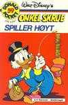Cover Thumbnail for Donald Pocket (1968 series) #59 - Onkel Skrue spiller høyt [1. opplag]