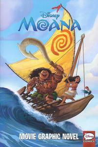 Cover Thumbnail for Disney Moana (Joe Books, 2016 series)