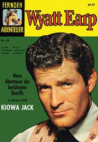 Cover Thumbnail for Fernseh Abenteuer (Tessloff, 1960 series) #54