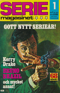 Cover Thumbnail for Seriemagasinet (Semic, 1970 series) #1/1976