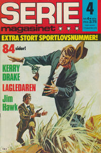Cover Thumbnail for Seriemagasinet (Semic, 1970 series) #4/1976