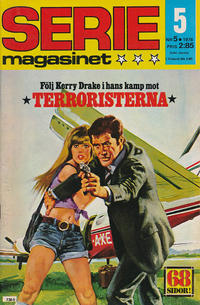 Cover Thumbnail for Seriemagasinet (Semic, 1970 series) #5/1976
