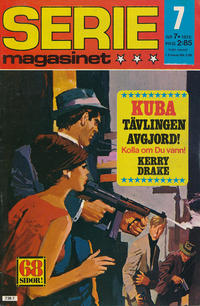 Cover Thumbnail for Seriemagasinet (Semic, 1970 series) #7/1976