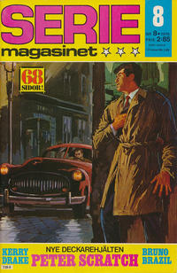Cover Thumbnail for Seriemagasinet (Semic, 1970 series) #8/1976