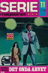 Cover Thumbnail for Seriemagasinet (Semic, 1970 series) #11/1976