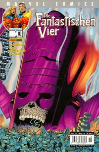 Cover Thumbnail for Die Fantastischen Vier (Panini Deutschland, 2001 series) #10