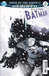 Cover Thumbnail for All Star Batman (DC, 2016 series) #6