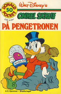 Cover Thumbnail for Donald Pocket (Hjemmet / Egmont, 1968 series) #50 - Onkel Skrue på pengetronen [1. opplag]