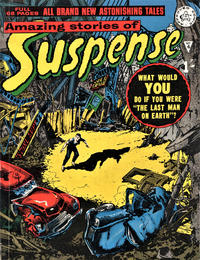 Cover Thumbnail for Amazing Stories of Suspense (Alan Class, 1963 series) #4