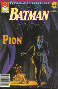 Cover Thumbnail for Batman (Juniorpress, 1985 series) #69