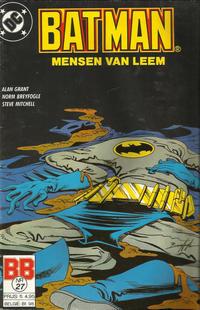 Cover Thumbnail for Batman (Juniorpress, 1985 series) #27