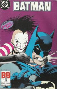 Cover Thumbnail for Batman (Juniorpress, 1985 series) #19