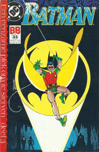 Cover Thumbnail for Batman (Juniorpress, 1985 series) #33
