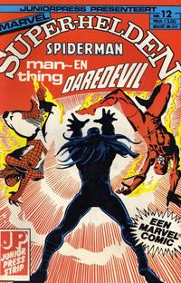 Cover Thumbnail for Marvel Superhelden (JuniorPress, 1981 series) #12