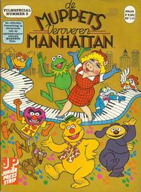 Cover Thumbnail for Filmspecial (Juniorpress, 1983 series) #3 - De Muppets veroveren Manhattan
