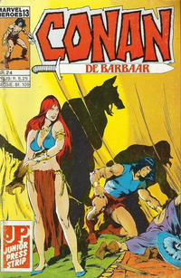 Cover Thumbnail for Conan de Barbaar Speciaal (JuniorPress, 1985 series) #24