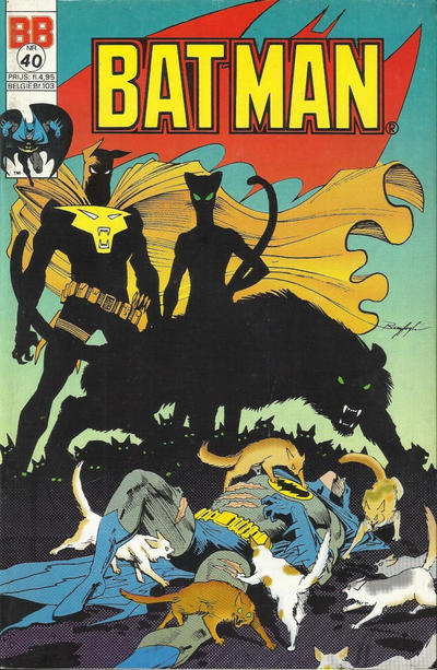 Cover for Batman (Juniorpress, 1985 series) #40