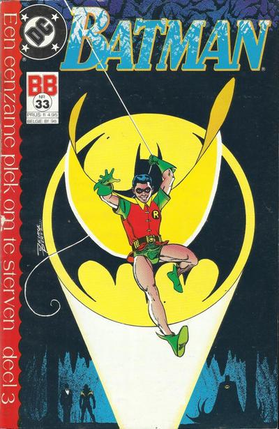 Cover for Batman (Juniorpress, 1985 series) #33
