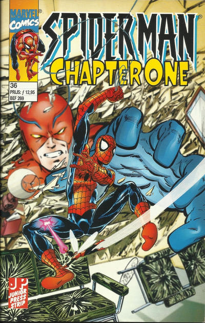 Cover for Spiderman Special (JuniorPress, 1991 series) #36