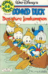 Cover Thumbnail for Donald Pocket (1968 series) #66 - Donald Duck Den store femkampen [2. utgave bc-F 384 49]