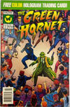 Cover for The Green Hornet (Now, 1991 series) #23 [Newsstand Edition]