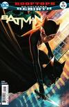 Cover for Batman (DC, 2016 series) #15