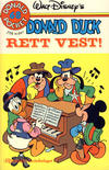 Cover Thumbnail for Donald Pocket (1968 series) #68 - Donald Duck Rett vest! [1. opplag]
