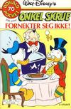 Cover Thumbnail for Donald Pocket (1968 series) #70 - Onkel Skrue fornekter seg ikke! [2. utgave bc-F 384 49]