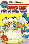 Cover Thumbnail for Donald Pocket (1968 series) #71 - Donald Duck Fred og ingen fare? [1. opplag]