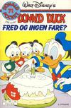 Cover Thumbnail for Donald Pocket (1968 series) #71 - Donald Duck Fred og ingen fare? [2. utgave bc-F 384 49]