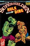 Cover for Marvel Superhelden (JuniorPress, 1981 series) #1
