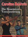 Cover for Caroline Baldwin (comicplus+, 2001 series) #16 - Die Bohemian-Verschwörung