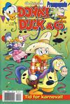 Cover for Donald Duck & Co (Hjemmet / Egmont, 1948 series) #7/2001
