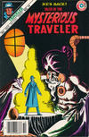 Cover Thumbnail for Tales of the Mysterious Traveler (1985 series) #14 [Newsstand]